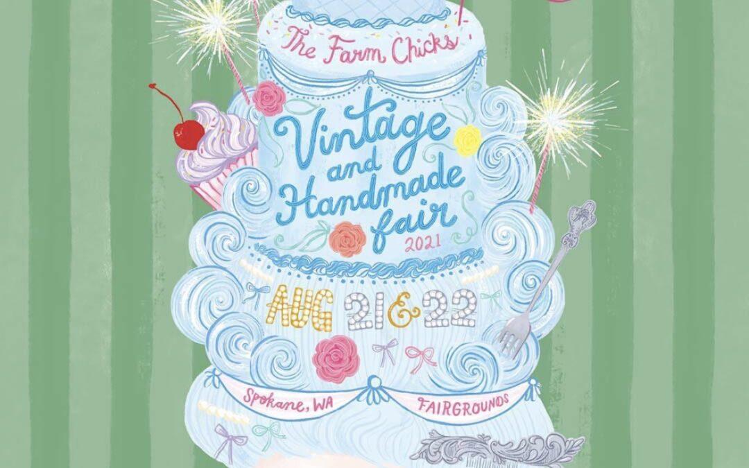 The Farm Chicks Vintage and Handmade Fair